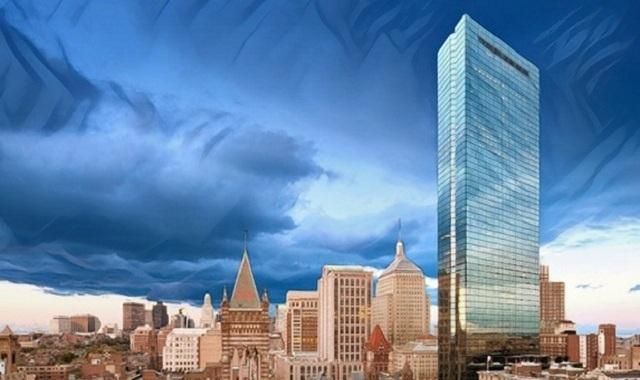 Şimdiye Kadarki En Büyük 10 Mimari Başarısızlık John Hancock Kulesi