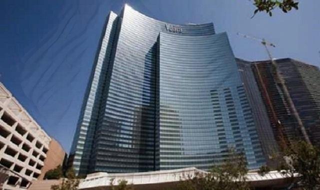 Şimdiye Kadarki En Büyük 10 Mimari Başarısızlık Vdara Otel ve Spa