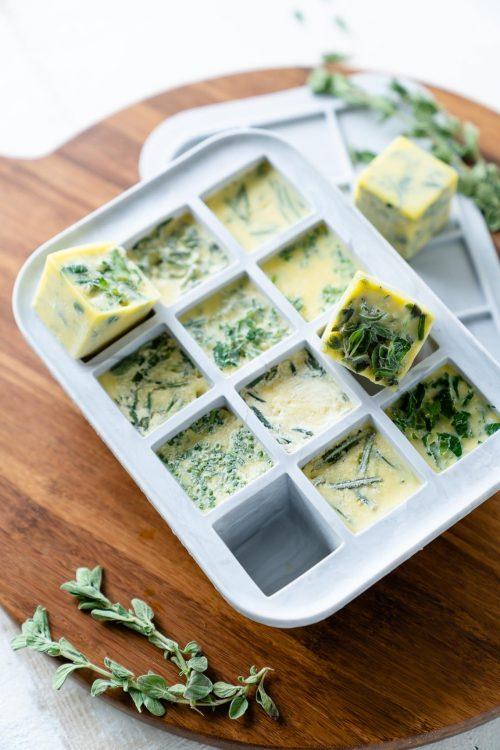 Taze sebzeler zeytinyağında nasıl dondurulur?